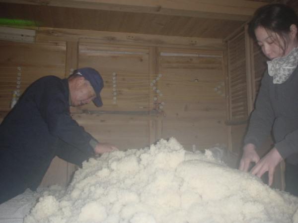 廣田酒造店は岩手の米・水・自然を活かした酒造り